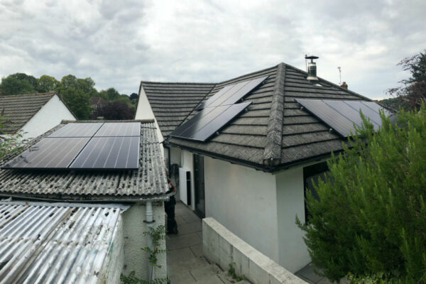Coulsdon Solar, Battery and EV Charger